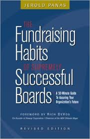 Get Smarter Give-Away: The Fundraising Habits of Supremely Successful Boards