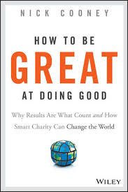 Nonprofits and donors: Doing more good means making some changes
